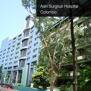 Asiri Surgical Hospital – Colombo