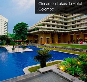 Cinnamon Lakeside Hotel – Colombo