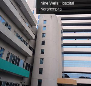 Nine Wells Hospital – Colombo