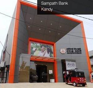 Sampath Bank – Kandy