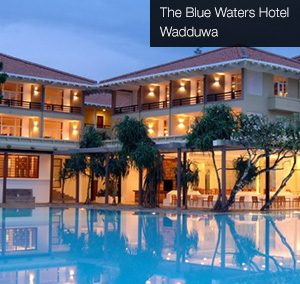 The Blue Waters Hotel – Wadduwa