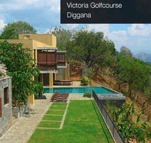 Victoria Golfcourse – Diggana